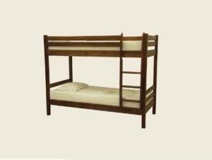 Ліжко двоярусне-0
