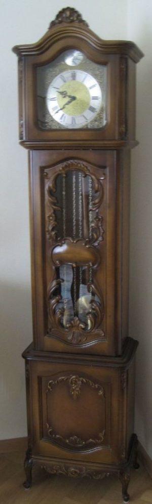 ЗРАЗОК РЕСТАВРАЦІЇ - старовинний годинник-0