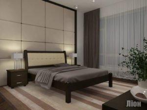 """Ліжко """"Ліон""""-0"""