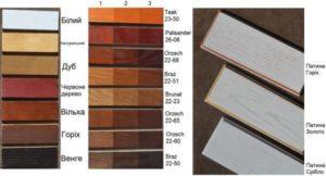 Варіанти кольорів фарбування меблів-0
