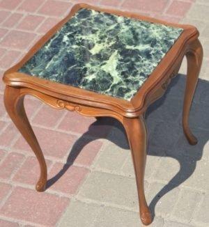 ЗРАЗОК РЕСТАВРАЦІЇ - кавовий столик, Чиппендейл-0