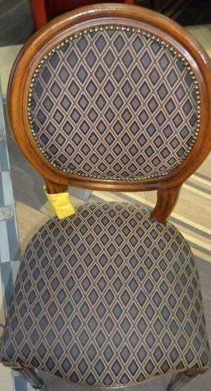 ЗРАЗОК РЕСТАВРАЦІЇ - стілець, реставрація-0