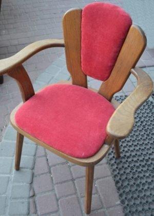 ЗРАЗОК РЕСТАВРАЦІЇ - стільці, комплект, 3 шт-0