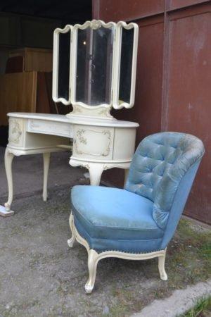 Трюмо + крісло, стиль Рококо-0