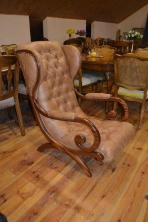 Крісло для відпочинку - ЗРАЗОК РЕСТАВРАЦІЇ-0