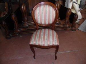 ЗРАЗОК РЕСТАВРАЦІЇ - стільці, реставровані-0