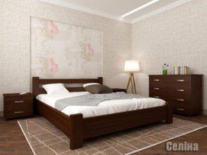 """Ліжко """"Селіна""""-0"""