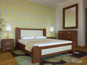 """Ліжко """"Техас""""-0"""