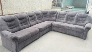 """Кутовий диван """"Олександер +"""" -0"""