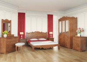 Комплект меблів для спальні -0