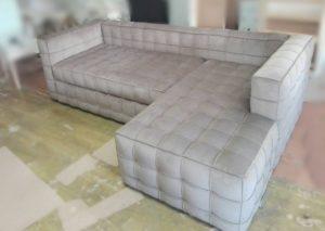 """Розкладний кутовий диван """"Кубус""""-0"""