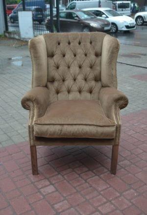 Chesterfield - англійське крісло, від виробника, у наявності-0