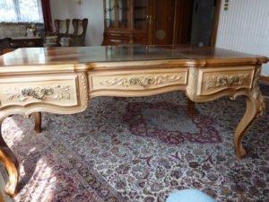 Античний стіл, стиль Людовіка XV-0