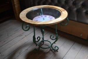 Кований столик від виробника, А8997-0