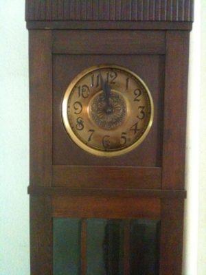 Старовинний годинник -0