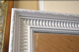 Настінне дзеркало (108*108 см), А9293-0