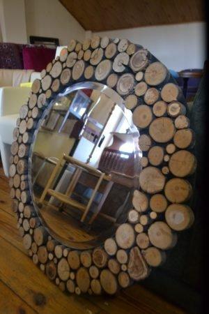 """Нове настінне дзеркало """"Кантрі"""" А9294-0"""