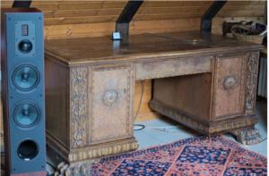 "Стіл для кабінету ""Левячі лапи"" А9385-0"