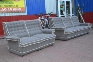 Комплект диванів Шарпей власного виробництва, А9363-0