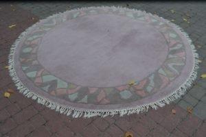 Круглий килим, А9412-0