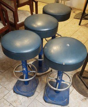 Барні стільці, 4 шт А9364-0