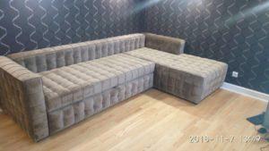 """Розкладний кутовий диван """"Кубус"""" А9477-0"""