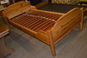 Ліжко із масиву А9518-0
