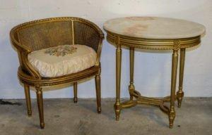 Крісло + столик А9592-0