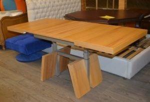 Розкладний підйомний журнальний стіл А9613-0