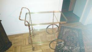 Сервірувальний столик А9579-0