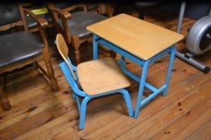 Дитяча парта + стілець А9666-0