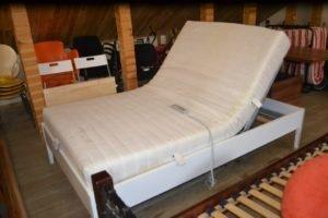 Ліжко + електрична ламель + матрац А9667-0