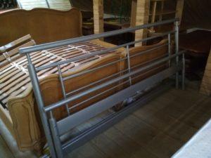 Ліжко металеве А9711-0