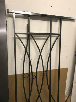 Металеве ліжко + ламель А9691-0