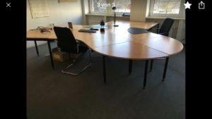 Офісний стіл А9695-0