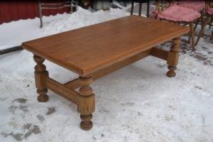 Журнальний стіл з масиву А9679-0
