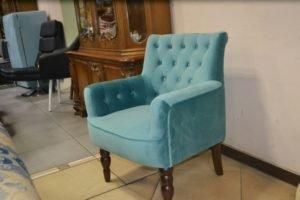 Крісло нове власного виробництва, в наявності 2 шт., А9714-0