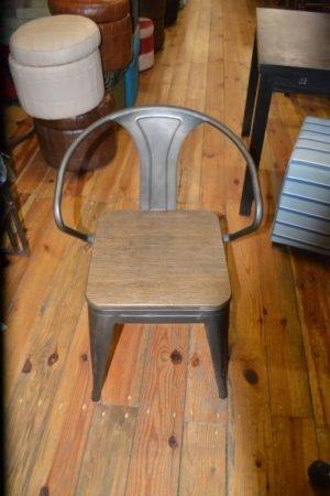 Крісло металеве, А9764-0