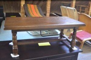 Журнальний стіл масив дуба, А9730-0