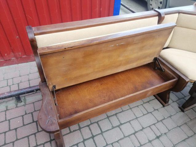 Кутовий диван на кухню ПРИКЛАД РЕСТАВРАЦІЇ, А9854-73688