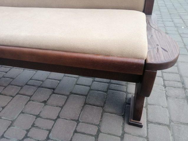 Кутовий диван на кухню ПРИКЛАД РЕСТАВРАЦІЇ, А9854-73690