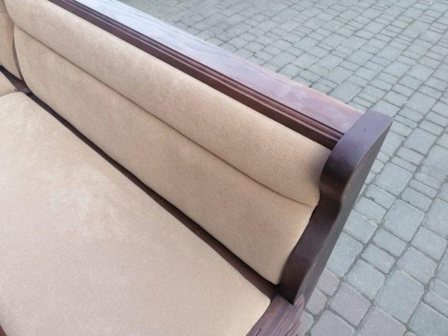 Кутовий диван на кухню ПРИКЛАД РЕСТАВРАЦІЇ, А9854-73691