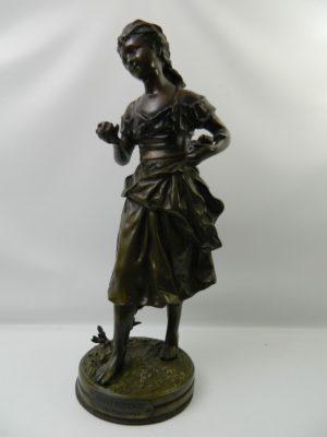 Бронзова скульптура, А9911-0