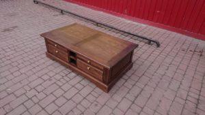 Журнальний стіл з полицями, А9859-0