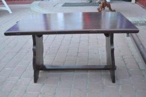 Дерев'яний столик, А9960-0