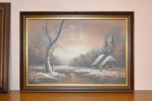 Картина (100*73 см), А10042-0