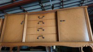 Комплект для спальні: шафа, комод, 2 тумби та дзеркало, А10034-0