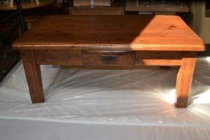 Журнальний стіл після реставрації, А9956-0