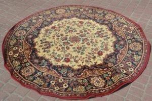 Круглий килим (160*160 см), А10094-0