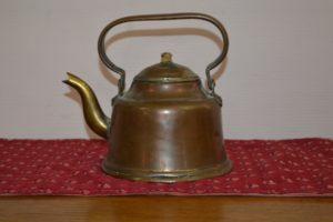 Ретро чайник, А10117-0